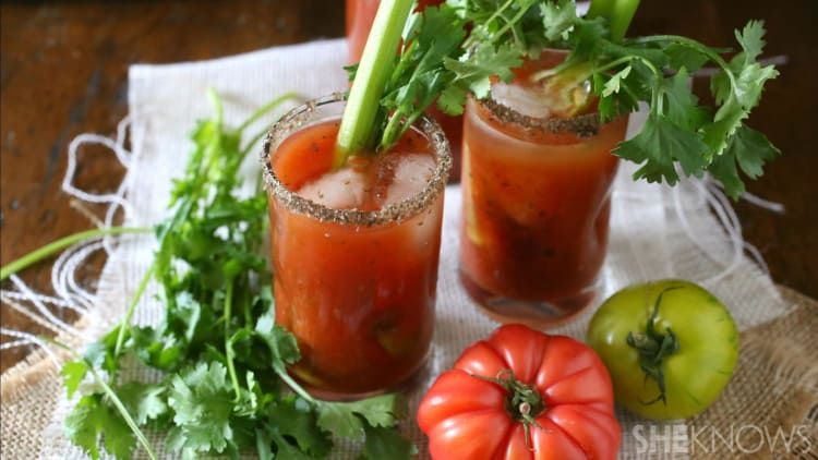Image result for heirloom bloody mary