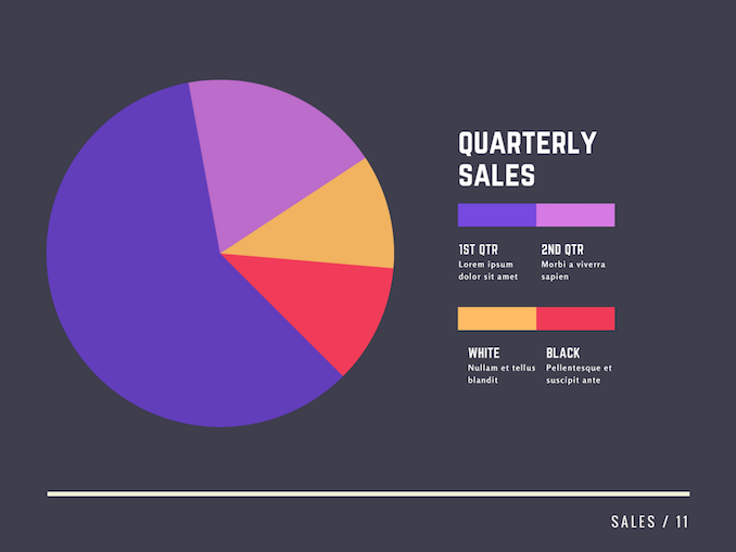 Make Your Own Custom Pie Chart Quickly And Easily With Canva S Impressively Easy To Use Free Online Charts Maker Too Chart Infographic Chart Maker Graph Design