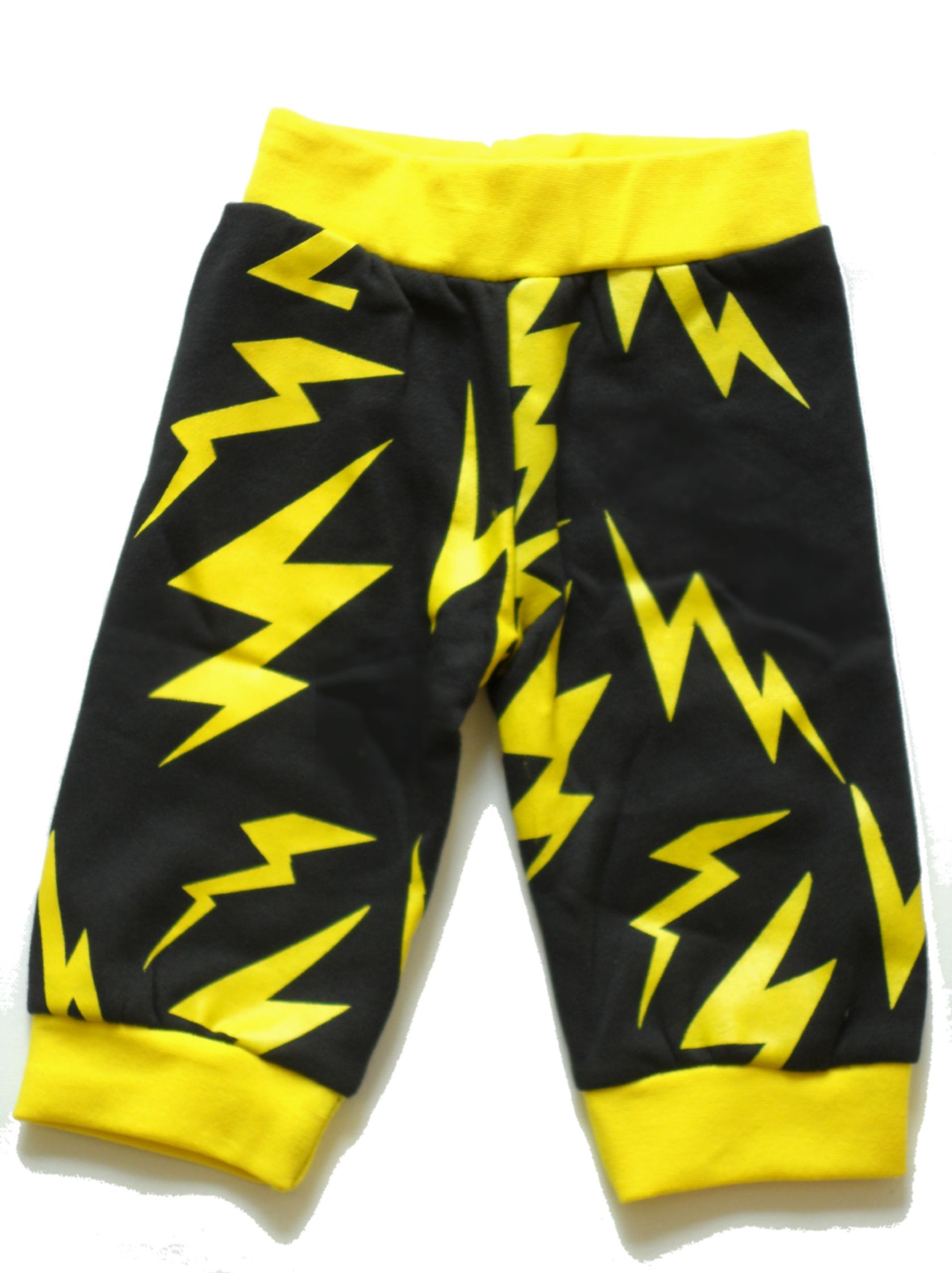Lightning Bolts Funky Baby Trousers Cool Cute & Funky Baby