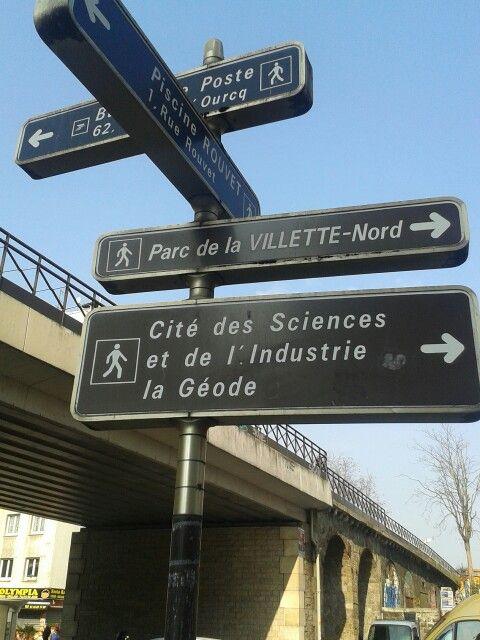 Architectural research - Paris