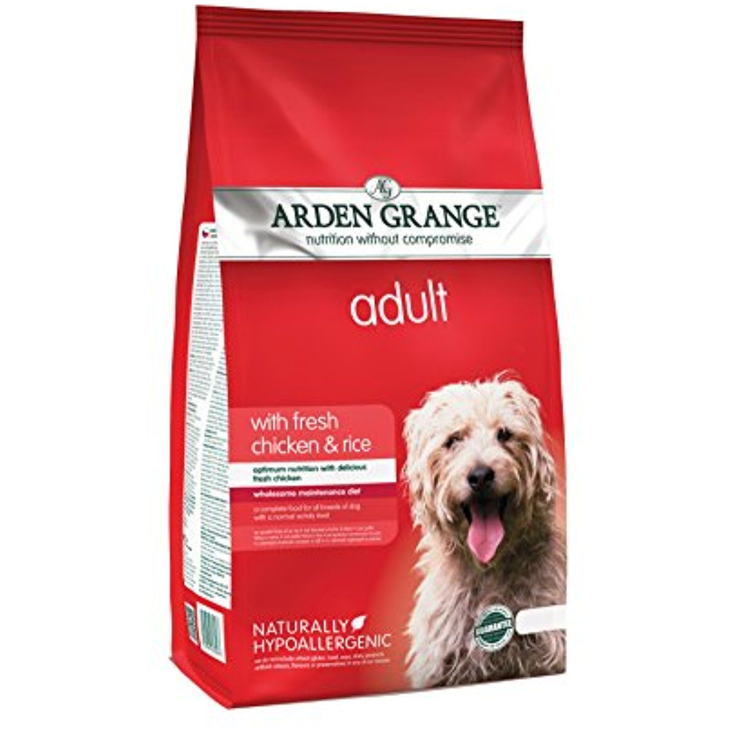 Arden Grange Adult Chicken Dog Food You Can Click Image To