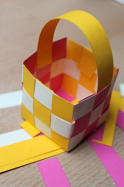 Mit etwas Geduld und Papier entsteht durch Falten ein ...