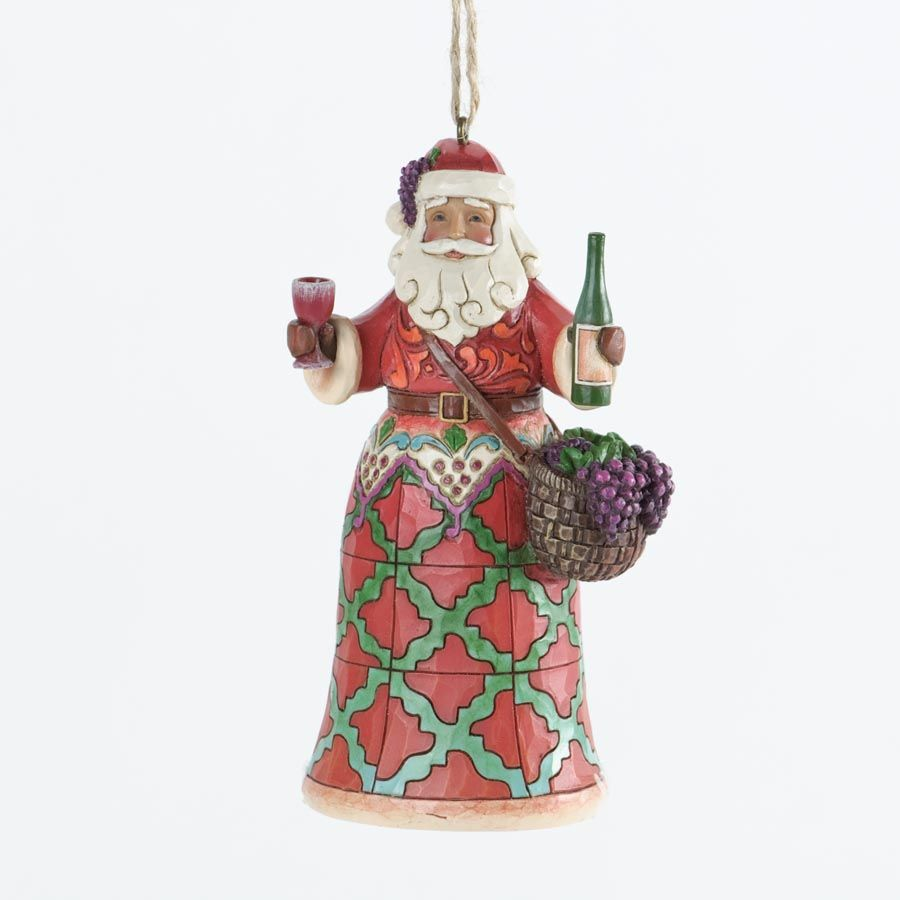 Angelicdreamz Santa Ornaments Jim Shore Christmas Ornaments