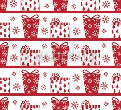 Christmas presents patterns