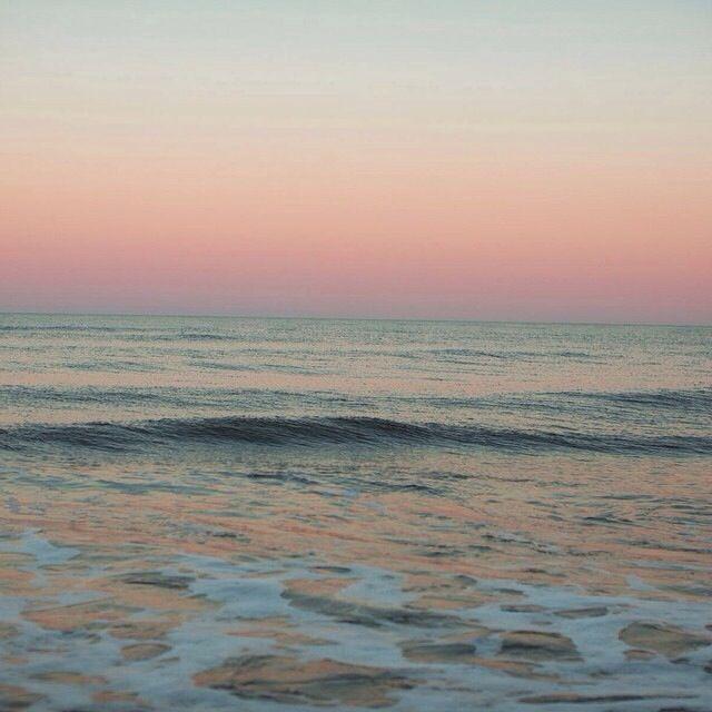 Peaceful Sunrise On Tybee Island Ga Tybee Island