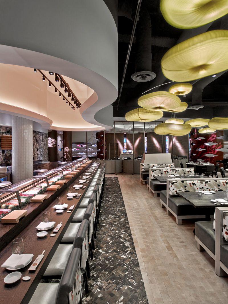 Nobu Hotel Las Vegas Designed By Rockwell Group