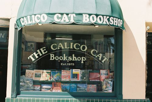 Calico Cat Bookshop ~ Ventura, CA