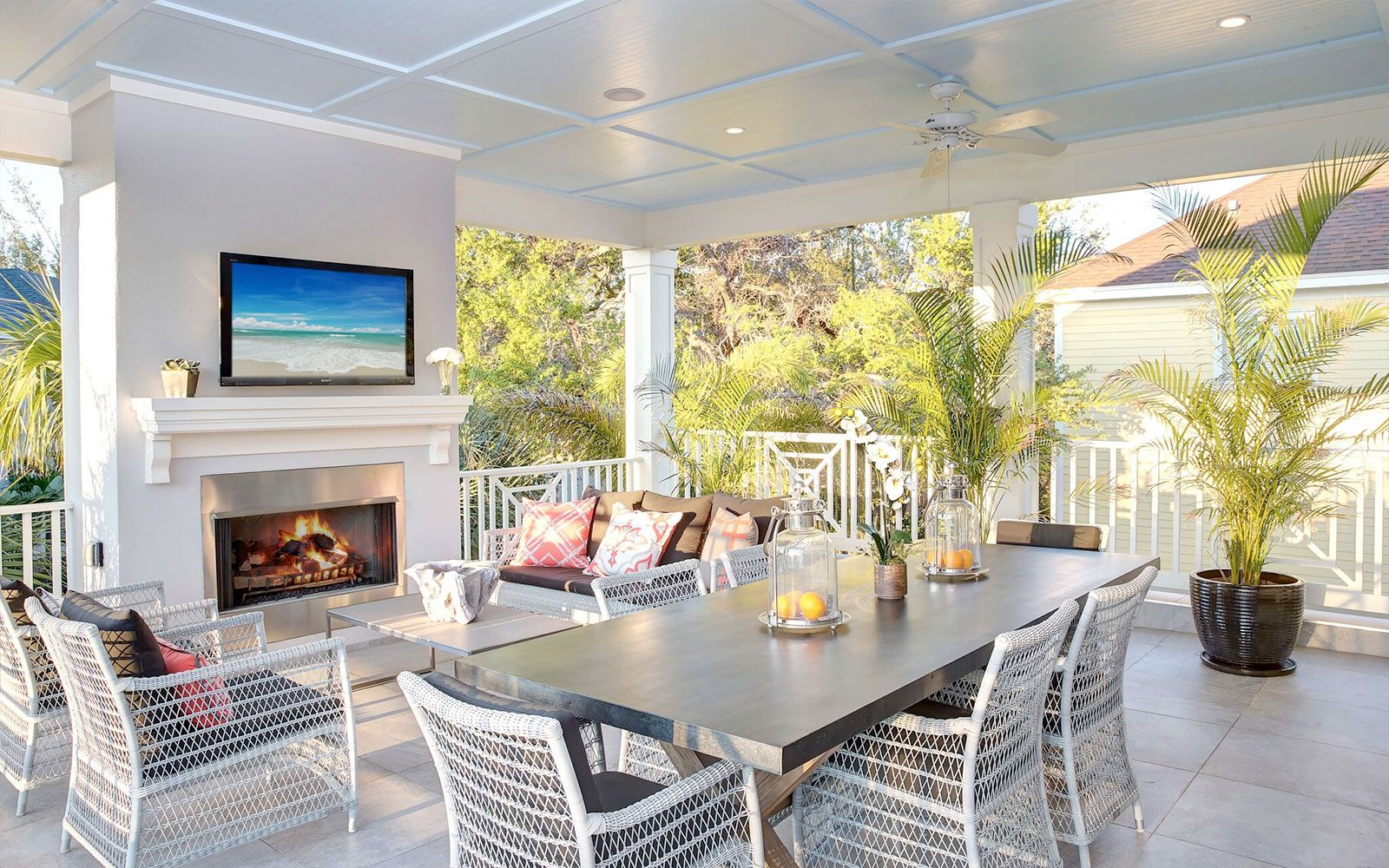 20 Stylish Outdoor Great Room Ideas Outdoorroom Pleasant To