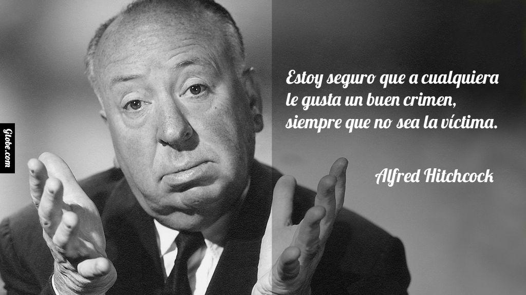 Resultado de imagen para Alfred Hitchcock frases