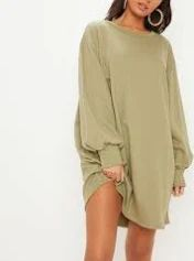 oversized green sweater #sagegreendress