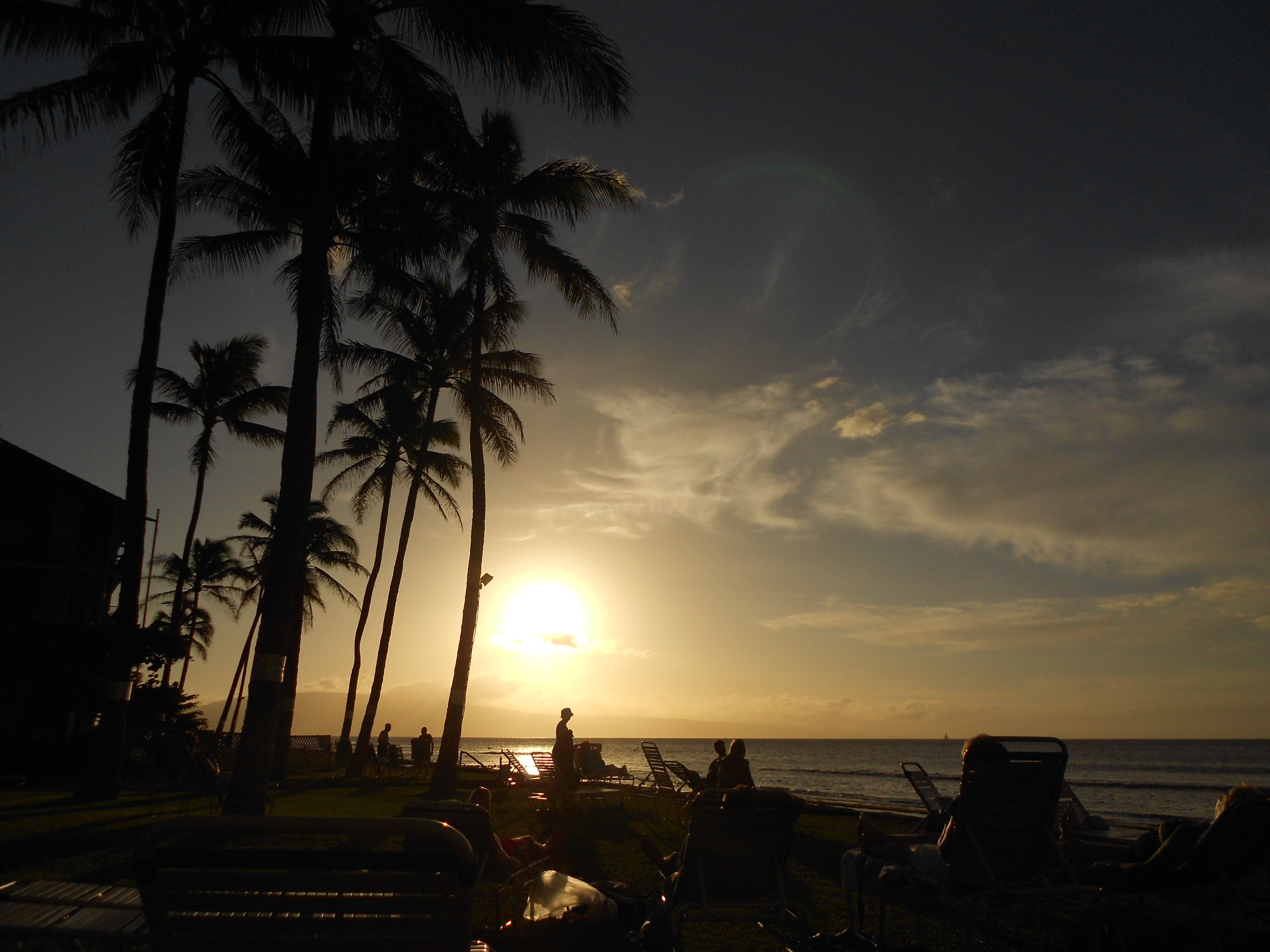 Maui - beautiful one day, perfect the next