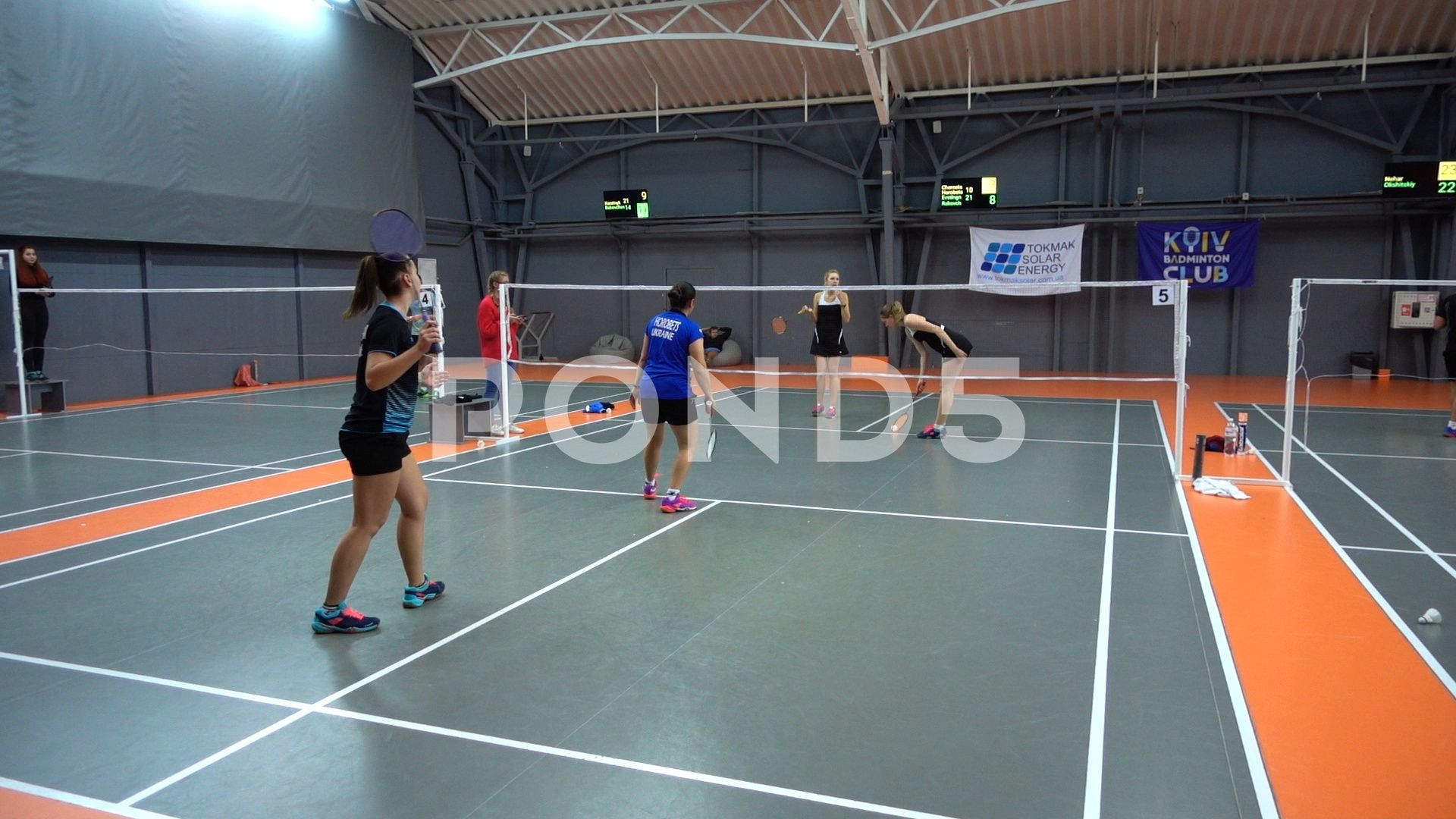 Badminton Match Professional Racket Activity Athlete Court Player Ball Competition Exercise Game I Badminton Workout Games Tournaments