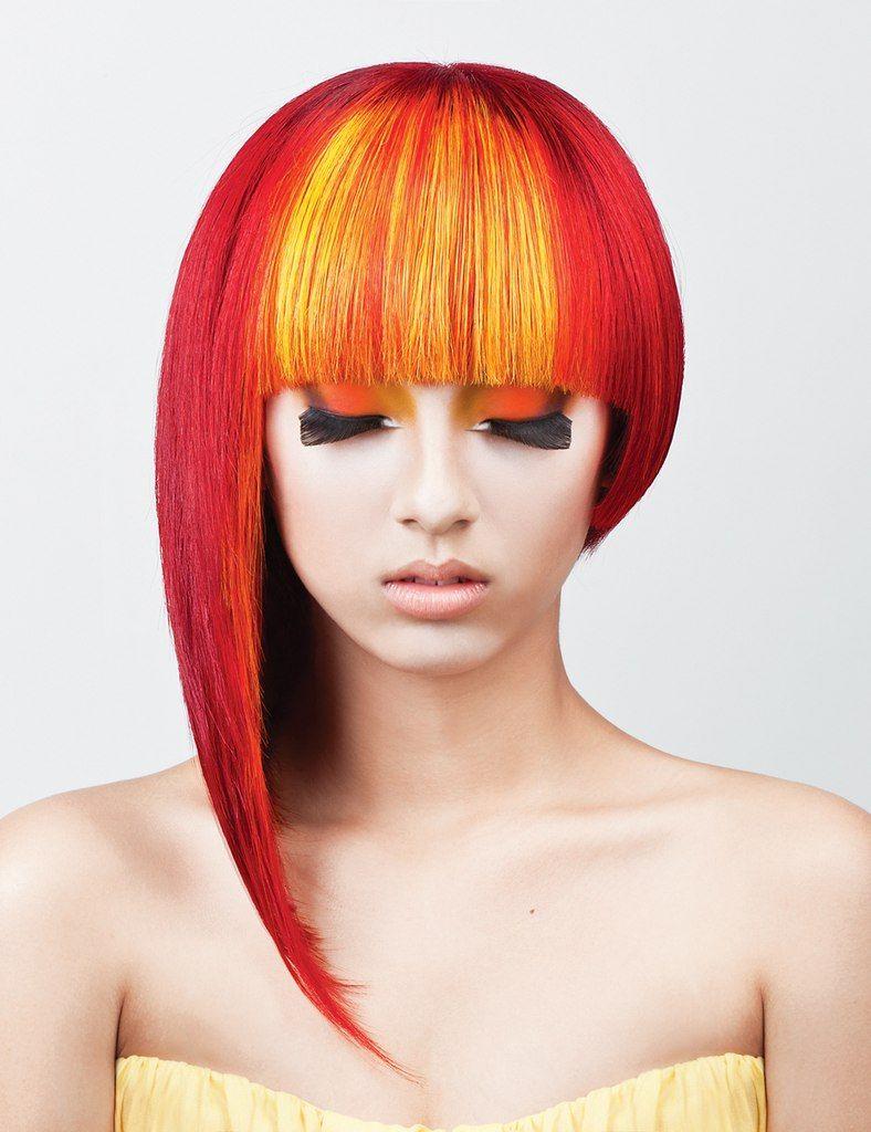 Hair hairstyles прически волосы стрижки coloring окрашивание