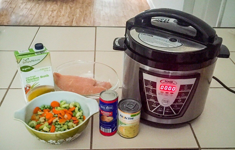 Pressure Cooker Chicken Pot Pie Pressure Cooker Recipes Chicken Pressure Cooker Chicken Power Pressure Cooker Xl Recipes