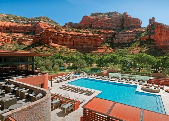 Sedona Resort Spa Luxury Hotel And Enchantment