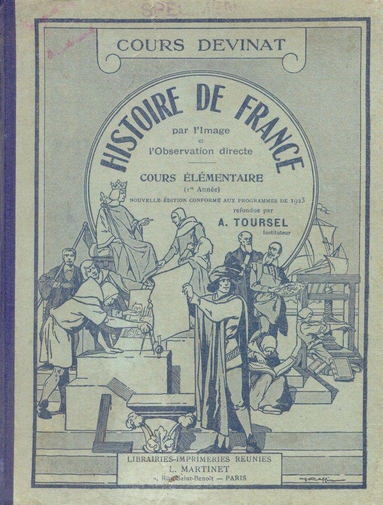 Histoire De France Cours Devinat Ce Education Ecole