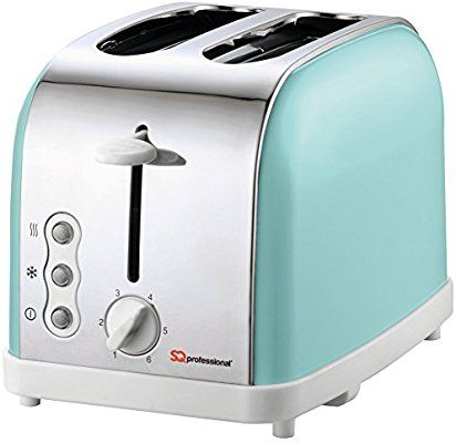 Sq Pro Legacy 900w Toaster With Reheat Defrost And Cancel