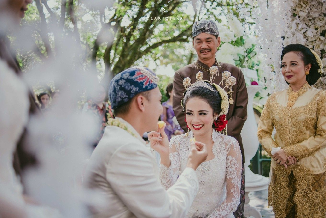 Today, Bridestory is proud to celebrate Indonesia's 71st