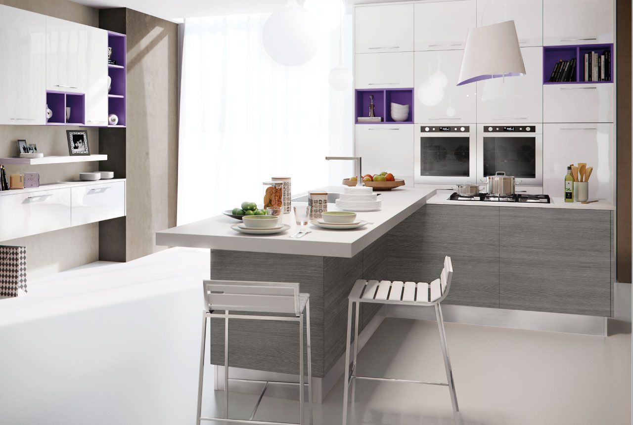 Martina - Kitchens - Cucine Lube | Center Island | Pinterest ...