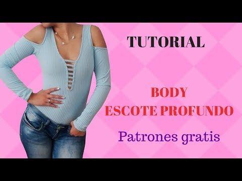 Como Hacer un Body Enterizo- HogarTv por Juan Gonzalo Angel - YouTube