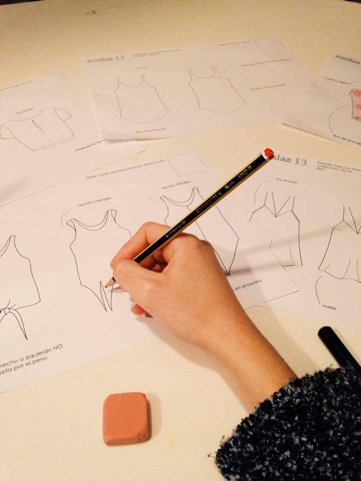 #sonlas13 - Notas Aurora SS14 -  WEB  :   www.sonlas13.com - #dibujos #figurines