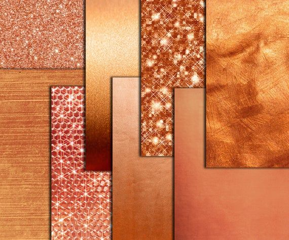 Rose Gold foil Glitter papers: ROSE GOLD PAPER Rose Gold Backgrounds Gold Glitter Background Spar