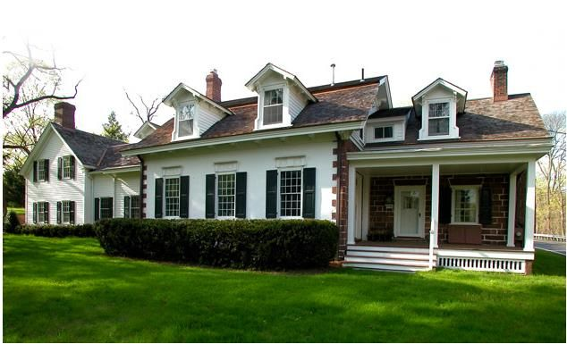 Historic Saddle River Home Circa 1740 County House House House Styles