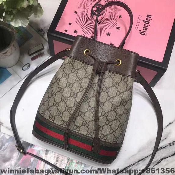 045322275a1fa8 Gucci Ophidia Small GG Bucket Bag 550621 2018 | Gucci | Bags ...