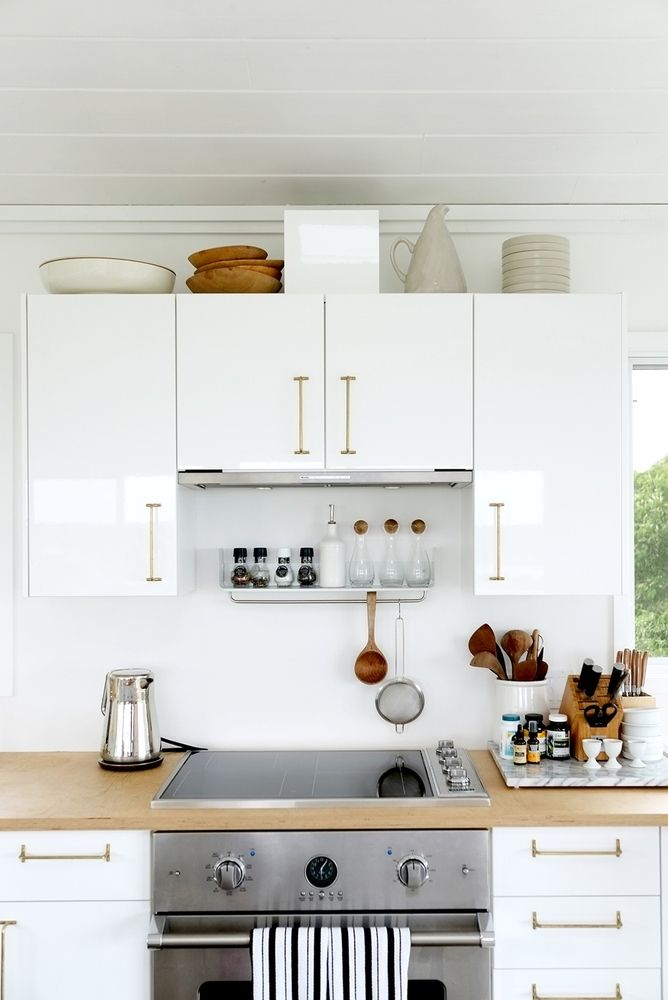 Bien Idee Deco Pour Cuisine Blanche #7: 8 Idées Déco Pour Personnaliser Une Cuisine Blanche