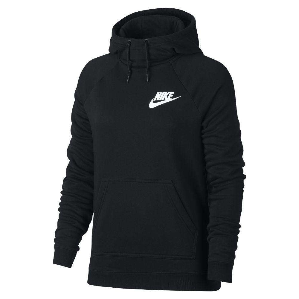 Hoodie Medium Fleece Sportswear Women's Nike Rally Size KJF1lc