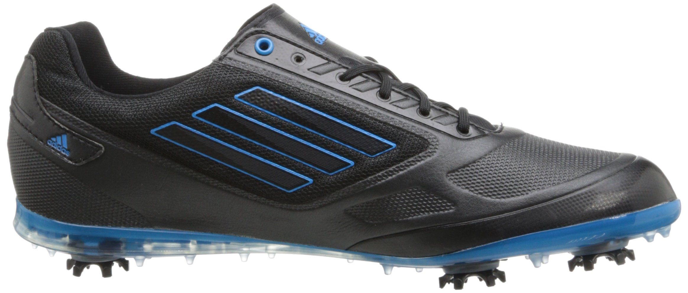 a691dd24f86 Golf Shoes     adidas Womens Adizero Tour II Spiked Golf ShoeBlack Black Solar  Blue6 M US     Find out more by going to the picture web link.