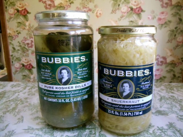 Cultured Food Life | Bubbies Pickles & Sauerkraut: The Immune Builders | Cultured Food Life