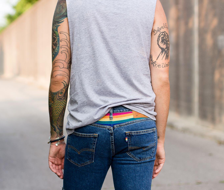 ae5961fe58a7ec Levi s 2015 Pride Collection