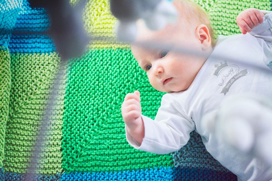 Super Must Have Crib Blanket Free Knitting Pattern Baby Clothing