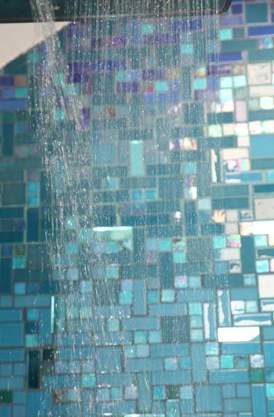 Glass Shower Tile