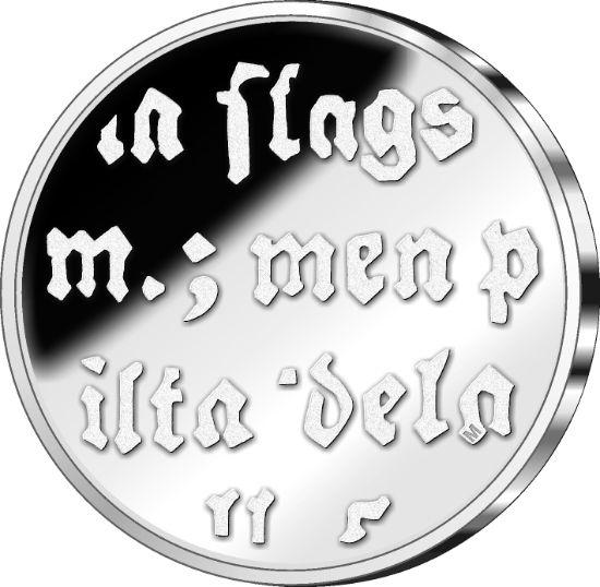 J.L. Runeberg ja runous 10 €, BU