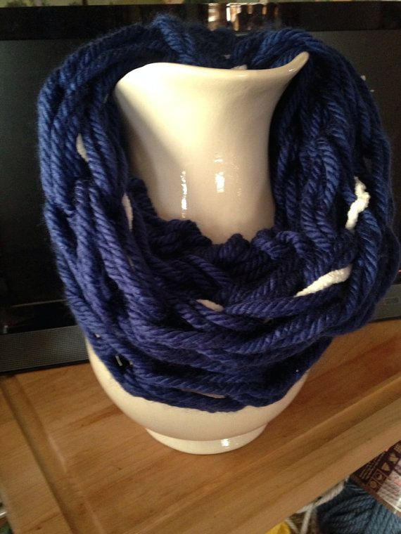 Single wrap super cozy infinity scarf. FREE by YoureSomethingElse