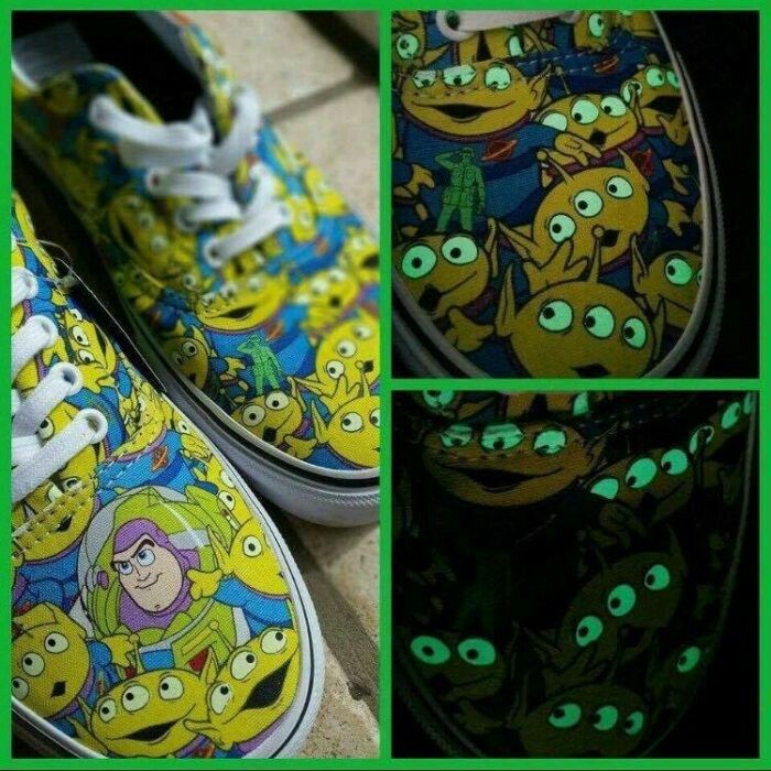 Vans Toy Story Era granate