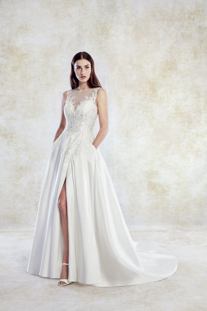 brautkleid eddy k 2019  modell tk1260  brautkleid kleid