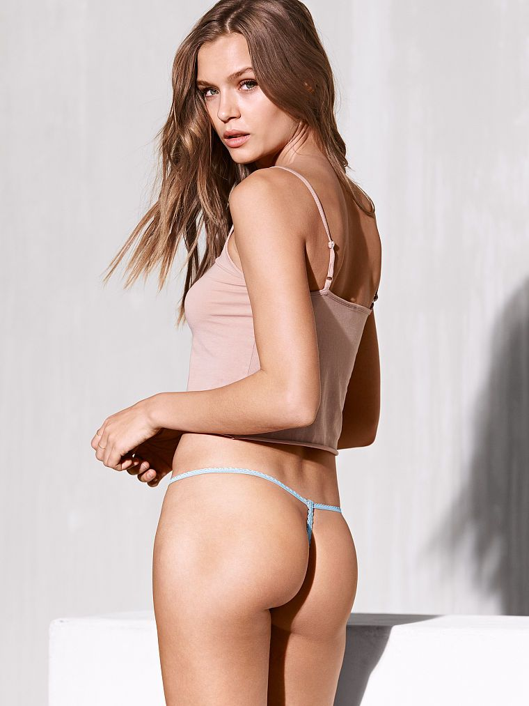 3f38f2710ee Daisy Lace V-string Panty. Find this Pin and more on Victoria's secret ...