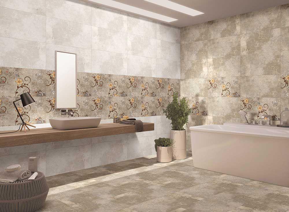 Kajariaceramics Beautifulhomes Walltiles Tilesshop Inspiration Luxury Decor Design H Bathroom Tile Designs Bathroom Wall Tile Design Wall Tiles Design