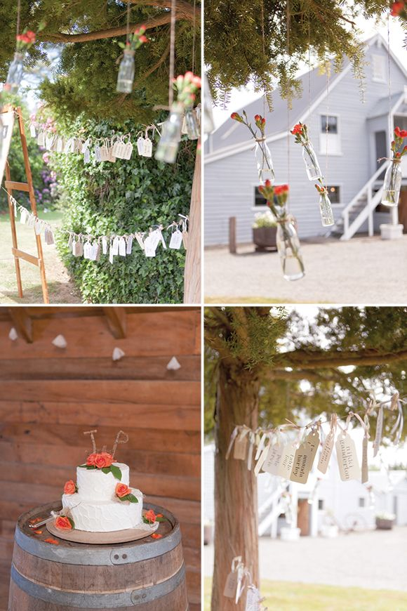 Tarureka Estate Wedding By Candy Capco Wedding Reception Ideas