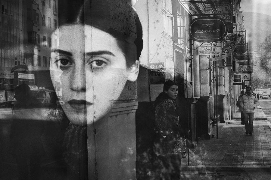 DUBLE EXPOSURES by Tina Kazakhishvili - Canaud Georgia.