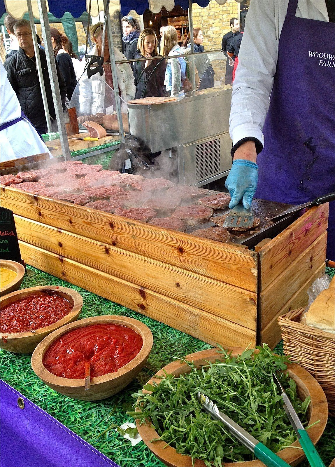 Home Design Business Ideas: 14 Amazing Street Food Markets You Have To Visit In London