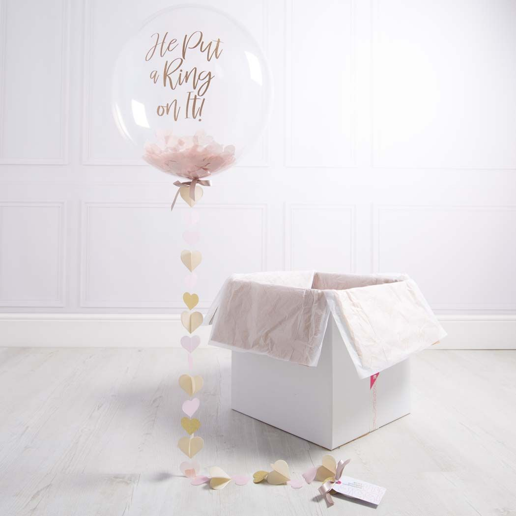 Bubblegum Balloons, Wedding Gift, Wedding Balloons, Unique