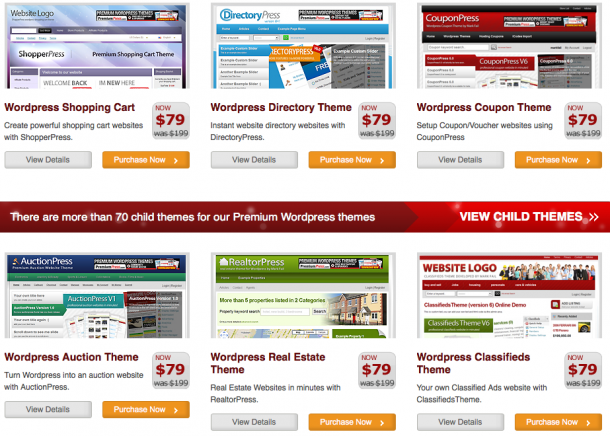 Discount code for PremiumPress themes   $25 off any theme