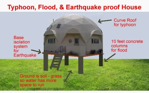 earthquake proof house best - Google Search | Structures ...