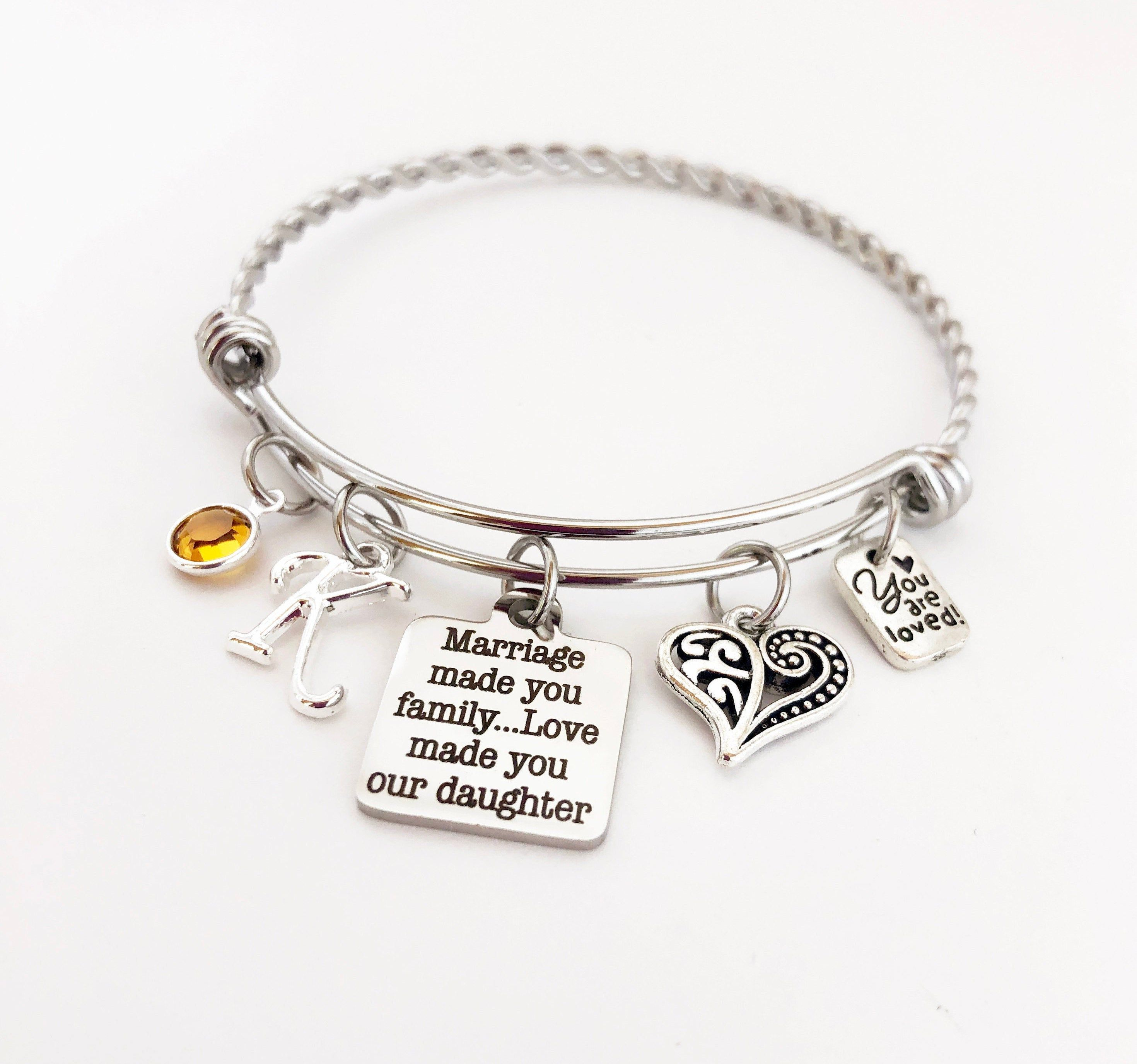 Daughter in law gift for birthday mothers day gifts for