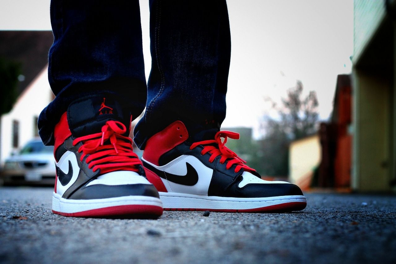 best sell huge sale another chance Nike Air Jordan 1 'BMP Pack - Old Love' (by LG ...