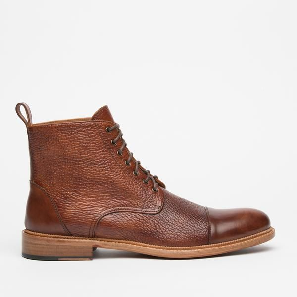 0fcaa0d547d The Rome Boot in Brown | Elisa, buy me this... | Boots, Dress with ...